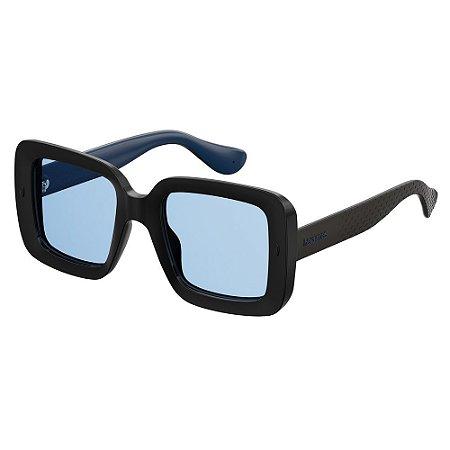 Óculos de Sol Havaianas Geriba/53 -Preto
