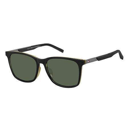 Óculos de Sol Tommy Hilfiger TH 1679/F/S/55 Amarelo/Preto