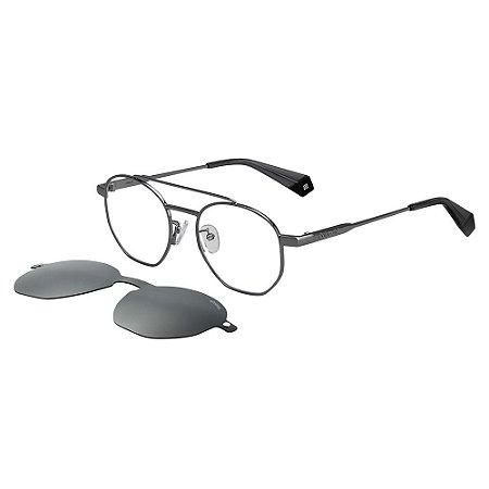 Óculos de Sol Polaroid 6083/G/CS/51 Cinza