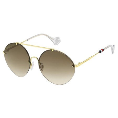 Óculos de Sol Tommy Hilfiger TH ZENDAYA II/61 Branco/Dourado