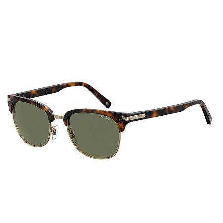 Óculos de Sol Polaroid 2076/S/53 Marrom