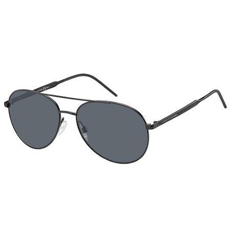 Óculos de Sol Tommy Hilfiger TH 1653/S/59 Preto Fosco