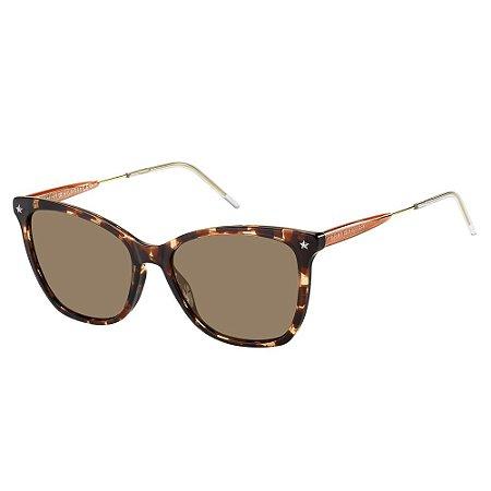 Óculos de Sol Tommy Hilfiger TH 1647/S/54 Havana Escuro