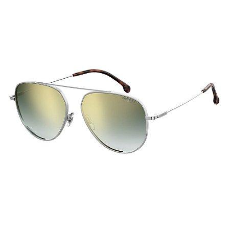 Óculos de Sol Carrera Sole Masculino  188/G/S 59-Prata