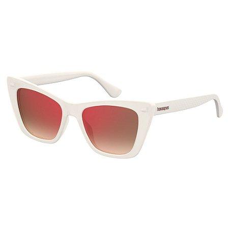 Óculos de Sol Havaianas Canoa/52 -Branco