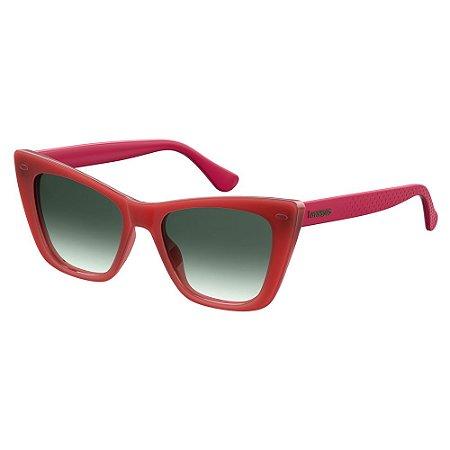 Óculos de Sol Havaianas Canoa/52 -Laranja