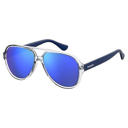 Óculos de Sol Havaianas Leblon/59 -Transparente