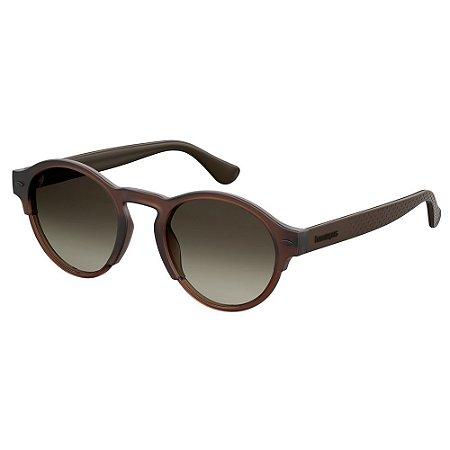 Óculos de Sol Havaianas Caraiva/51 -Marrom