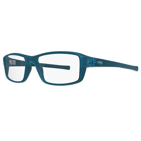 Óculos de Grau HB Polytech Teen 93115/50 Verde Marinho Fosco