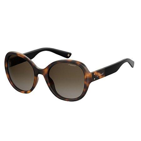 Óculos de Sol Polaroid 4073/S/55 Marrom