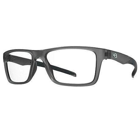 Óculos de Grau HB Polytech 93119/52 Cinza Fosco