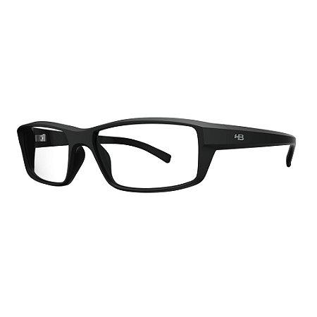 Óculos de Grau HB Polytech 93055/56 Preto Fosco