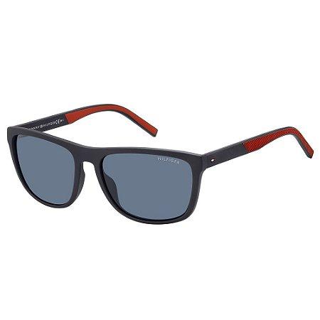 Óculos de Sol Tommy Hilfiger TH 1602/G/S/58 Azul