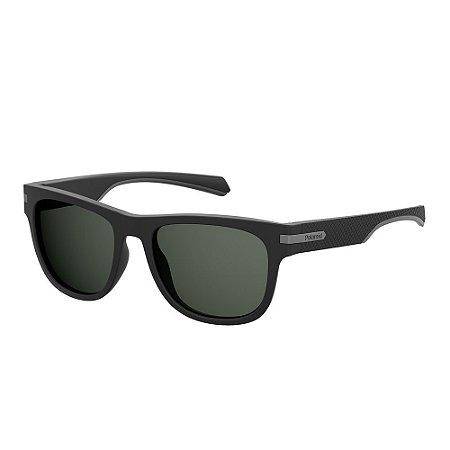 Óculos de Sol Polaroid 2065/S/54 Preto Fosco