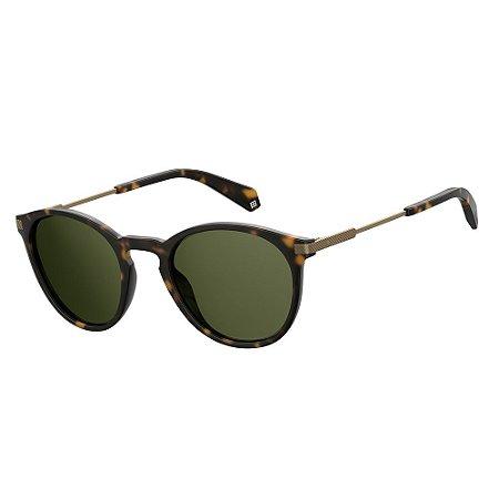 Óculos de Sol Polaroid 2062/S/50 Marrom