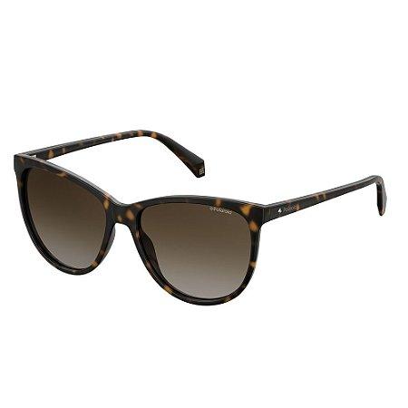 Óculos de Sol Polaroid 4066/S/57 Marrom