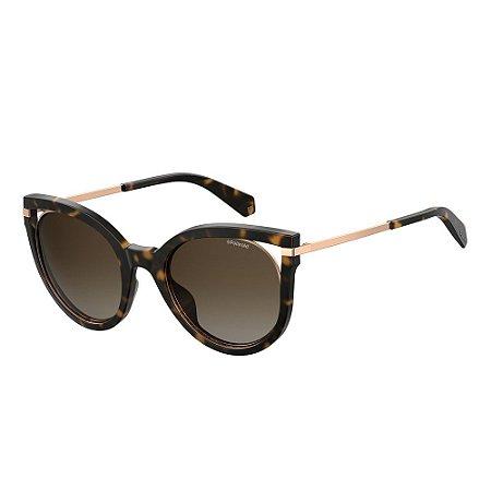 Óculos de Sol Polaroid 4067/S/51 Marrom