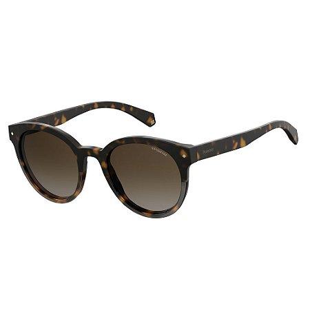 Óculos de Sol Polaroid 6043/S/51 Marrom
