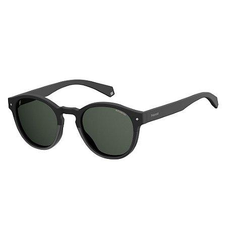 Óculos de Sol Polaroid 6042/S/49 Preto