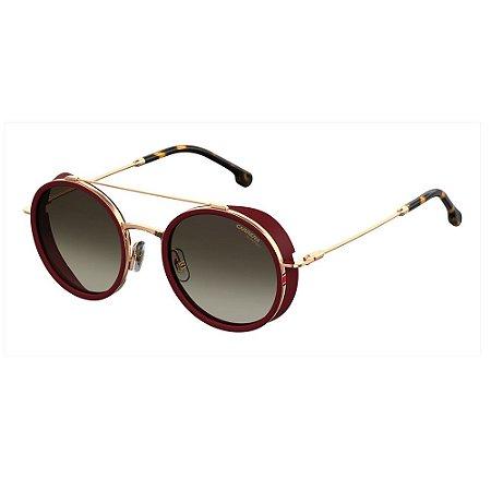 Óculos de Sol Carrera Sole Unissex  167/S 50 - Dourado