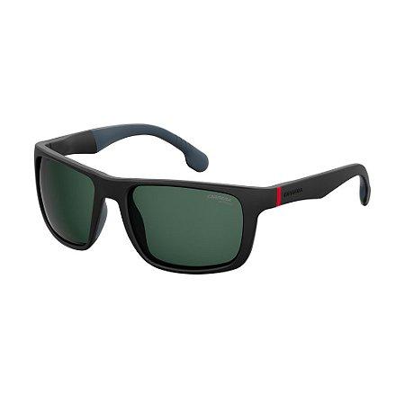 Óculos de Sol Carrera Sole Masculino  8027/S 57-Preto