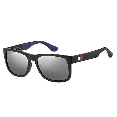 Óculos de Sol Tommy Hilfiger TH 1556/S/56 Preto/Azul