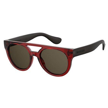 Óculos de Sol Havaianas Buzios/53 -Vermelho