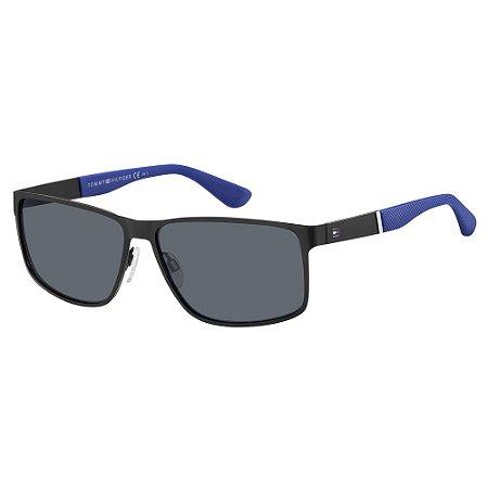 Óculos de Sol Tommy Hilfiger TH 1542/S/61 Preto Fosco