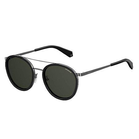 Óculos de Sol Polaroid 6032/S/53 Preto