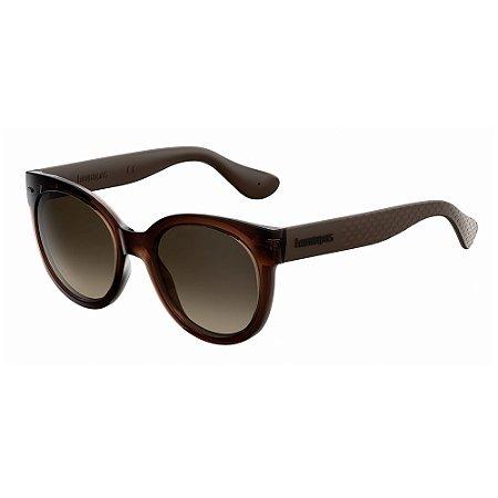 Óculos de Sol Havaianas Noronha/M/52 -Marrom