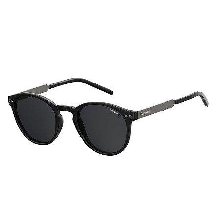 Óculos de Sol Polaroid 1029/S/50 Preto Fosco