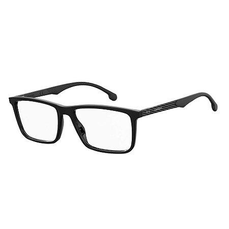 Óculos de Grau Carrera Masculino 8839 55-Preto