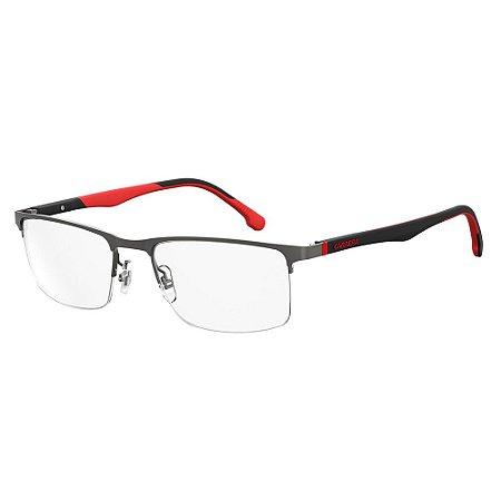 Óculos de Grau Carrera Masculino 8843 56-Preto