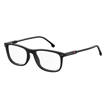 Óculos de Grau Carrera Masculino 202 55 - Preto