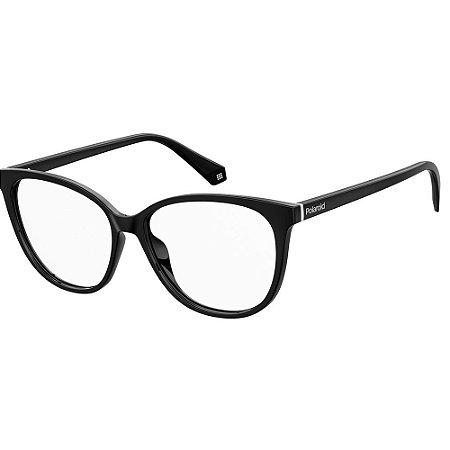 Óculos de Grau Polaroid D372/55 Preto