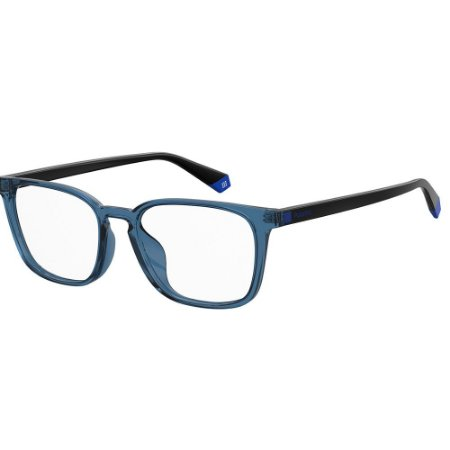 Óculos de Grau Polaroid D378/F/53 Azul Escuro