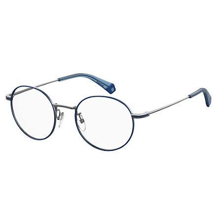 Óculos de Grau Polaroid D361/G/50 Azul