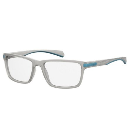 Óculos de Grau Polaroid D354/56 Cinza Fosco