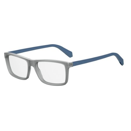 Óculos de Grau Polaroid D330/54 Azul Fosco