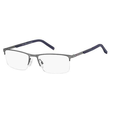 Óculos de Grau Tommy Hilfiger TH 1692/57 Cinza