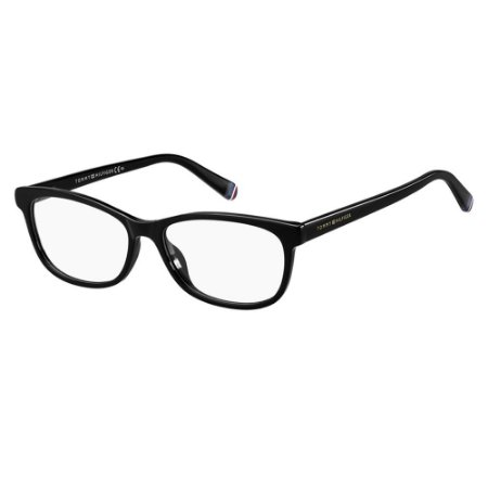 Óculos de Grau Tommy Hilfiger TH 1682/54 Preto
