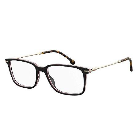 Óculos de Grau Carrera Unissex 205 55-Preto