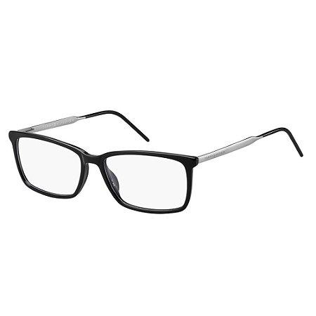 Óculos de Grau Tommy Hilfiger TH 1641/55 Preto