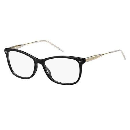 Óculos de Grau Tommy Hilfiger TH 1633/53 Preto