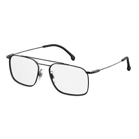 Óculos de Grau Carrera Unissex 189 57-Preto