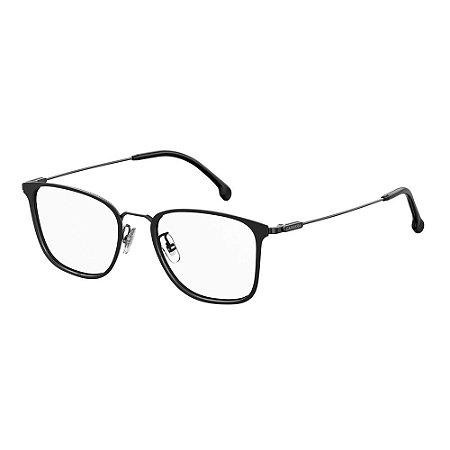 Óculos de Grau Carrera Unissex  192/G 52-Preto