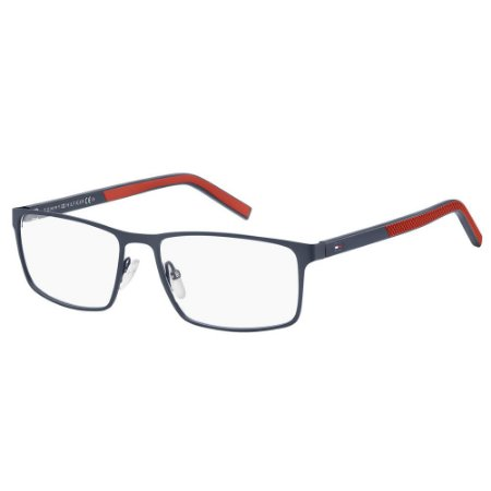 Óculos de Grau Tommy Hilfiger TH 1593/56 Azul