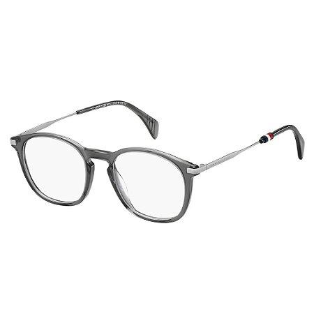 Óculos de Grau Tommy Hilfiger TH 1584/48 Cinza