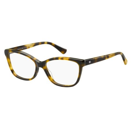 Óculos de Grau Tommy Hilfiger TH 1531/54 Havana