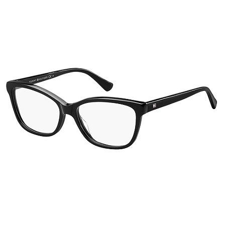 Óculos de Grau Tommy Hilfiger TH 1531/54 Preto